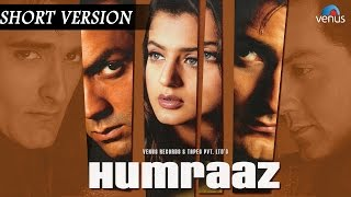 Video Humraaz | Short Version | Bobby Deol, Amisha Patel, Akshaye Khanna download MP3, 3GP, MP4, WEBM, AVI, FLV Maret 2018