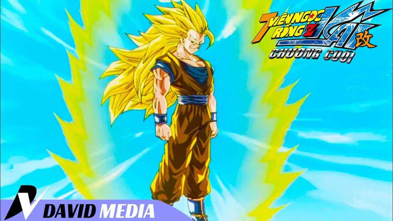 [HTV3] 7 Viên Ngọc Rồng Z Kai Chương Cuối Fan Animation| Lồng Tiếng