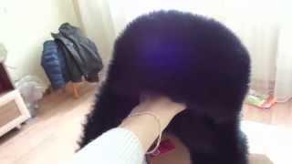 видео мужские шапки из меха