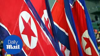 North Korea threatens United States following UN Sanctions - Daily Mail