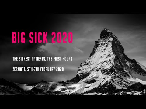 Airway Management In Critical Care | Big Sick 2020