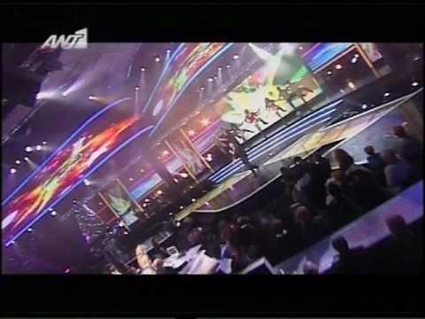Sakis Rouvas - X Factor - Xamogela