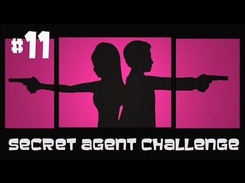 "The Sims 3 Secret Agent Challenge [Season 1, Part 11]-- ""Eek! It's A Mouse!"""