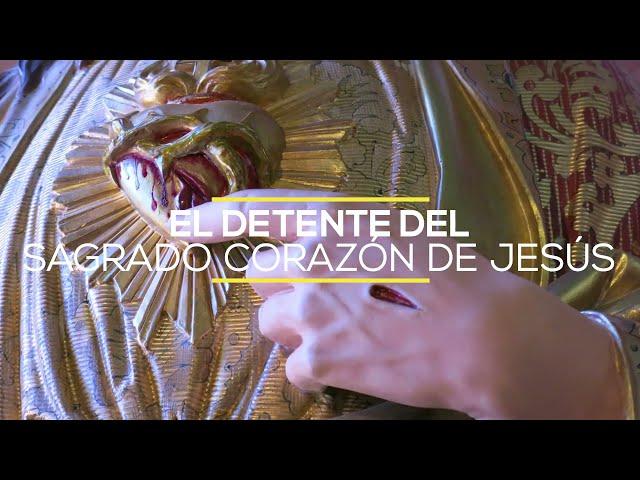 Protección contra los ataques del demonio: El Detente del Sagrado Corazón de Jesús. Consíguelo aquí