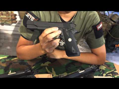 ARMY AIRSOFT GBB Pistol R27 R28 R30 @ jkarmy English Ver.