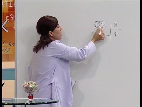 Sayılar, Doğal Sayılarla Bölme İşlemi - İlköğretim 5. Sınıf Matematik