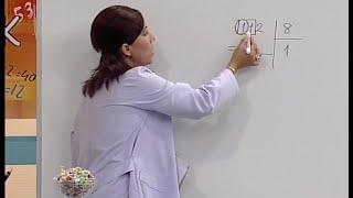 Sayılar, Doğal Sayılarla Bölme İşlemi - İlköğretim 5. Sınıf Matematik Video