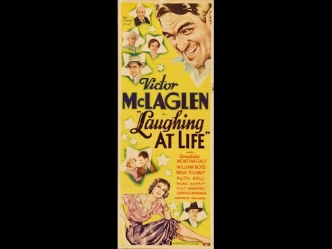 "❤ DRAMA~ ""Laughing at Life"" Classic Movie TCM"