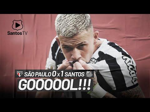 SÃO PAULO 0 X 1 SANTOS | GOL | BRASILEIRÃO (10/01/21)