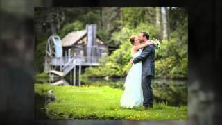 Alice and Cameron High Hampton Inn Wedding