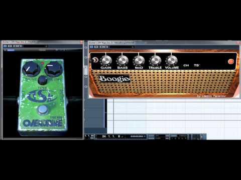 Boogie Mark III Vst Amp Simulation by Vadim Taranov