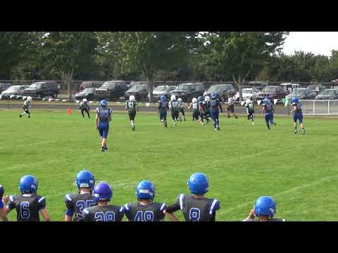 Grant Youth Football against North Marion