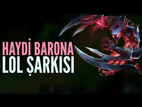 Rasher - Haydi Barona (LOL ŞARKISI) #7