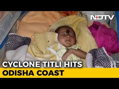 Cyclone Titli Leaves 40-Day-Old Toofan Homeless