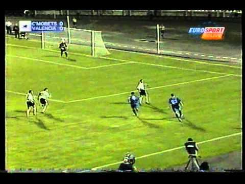 UEFA Cup-2001/2002 Chernomorets Novorossisk - Valencia CF 0-1 (19.09.2001)