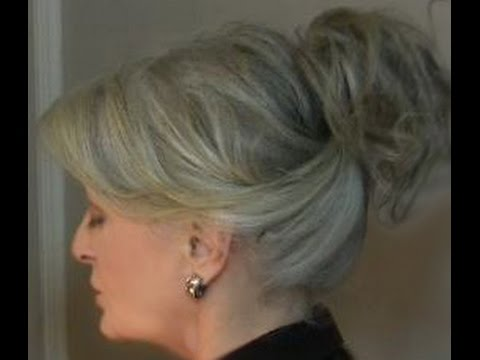 fast & easy updo