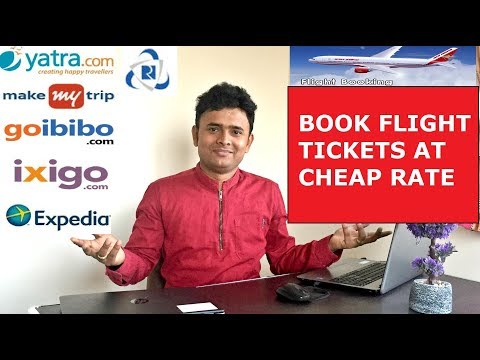 How To Book Cheap Flight Tickets With Less Convenience Fee !!