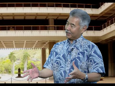 Talking Story with TWO Governors - Governor John Waihee and Governor David Ige