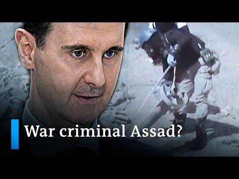 Chemical attacks in Syria: German prosecutors probe Syria's president Assad | DW Analysis