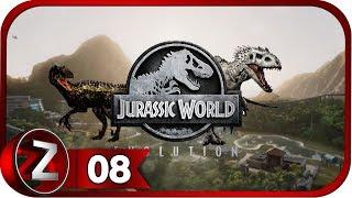 Jurassic World Evolution Прохождение на русском 8 - Больше динозавров FullHD PC