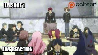 Baka to Test to Shoukanjuu Episode 1 Reaction バカとテス トと召喚獣