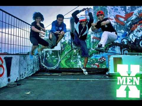 X-MEN - Rekalan Dia Pergi ( Jakarta MelodicPunkrock )