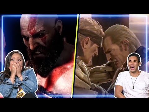 Martial Artists REACT to Iconic Fighting Scenes in Video Games | Experts React