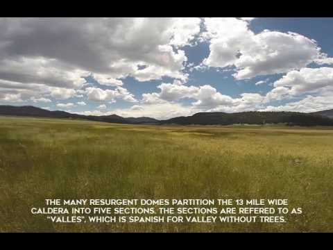 The Beauty of the Valles Caldera