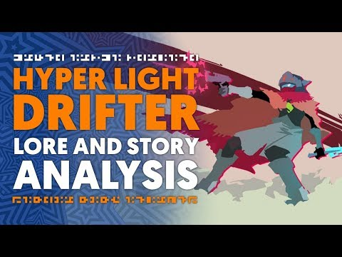 In Depth: Hyper Light Drifter Lore and Story Analysis