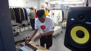 SPORTING LIFE POP UP & LIVE SET