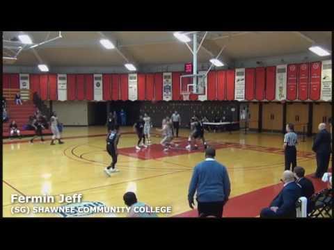 Fermin Jeff (SG) Shawnee Community College - 2018