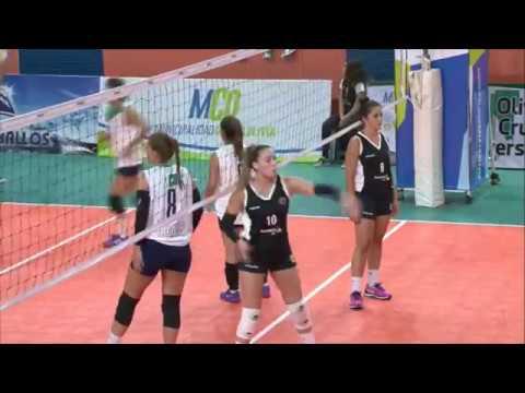 Club Universitario Caleta Olivia vs Club Banco Provincia La Plata- Liga Argentina de Voley Femenino