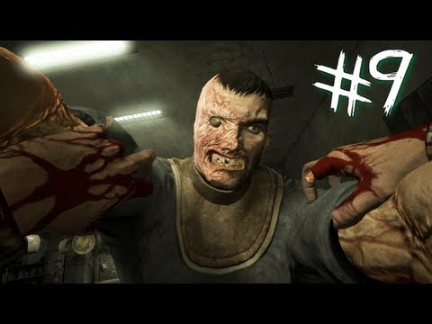 Outlast Gameplay Walkthrough Part 9 -...