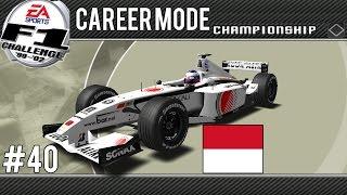 F1 Challenge 99-02 | Career Mode | Part 40 Monaco