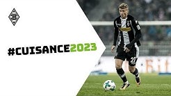 Borussia verlängert Vertrag mit Michaël Cuisance