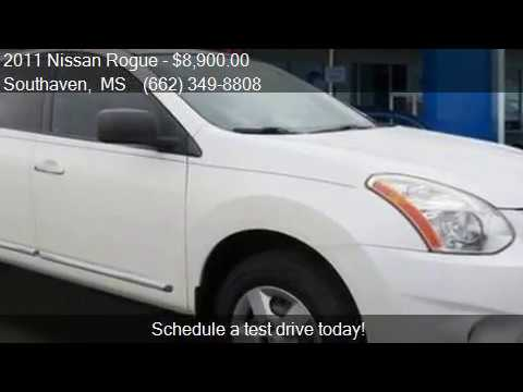 Nissan Dealership Memphis >> 2011 Nissan Rogue S Used Nissan Dealer Serving Memphis Tn Bad