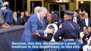 NYPD Medal Day 2018