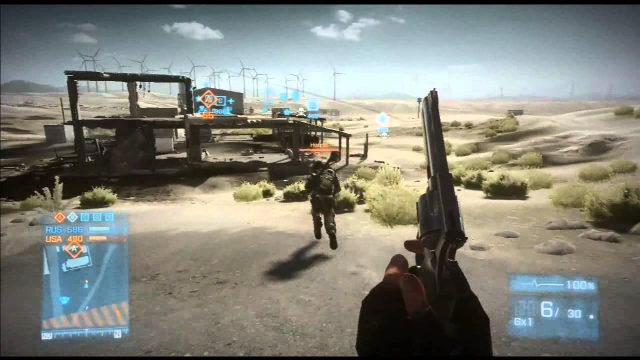 Download Battlefield 3 - Une partie ordinaire en Sniper =] [Funtage]