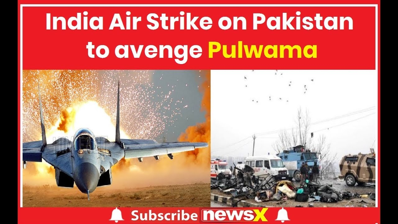 India Air Strike on Pakistan: IAF Mirage 2000 fighter jets strike JeM camps to avenge Pulwama