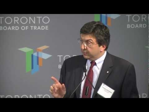 University of Toronto : President Naylor speaks at Toronto BOT March 23rd