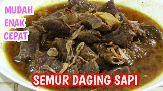 Download Video Resep Semur Daging Gampang, enak dan mantap MP3 3GP MP4