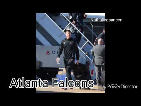 Super bowl Ll  welcome to the Atlanta Falcons