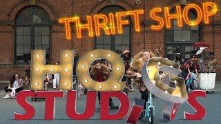Macklemore - Thrift Shop (by HQG Studios)
