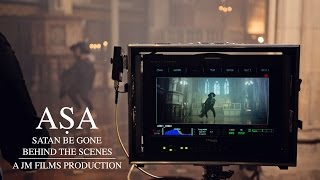 Asa - Satan Be Gone [Behind The Scenes]