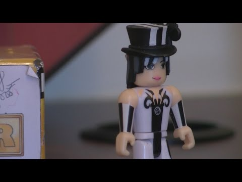 Albuquerque gamer's online avatar turned into a toy