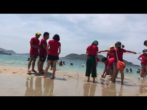 Mars Group - Team building, nhatrang 05/2018