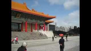 Chiang Kai-shek Memorial Hall Ambience