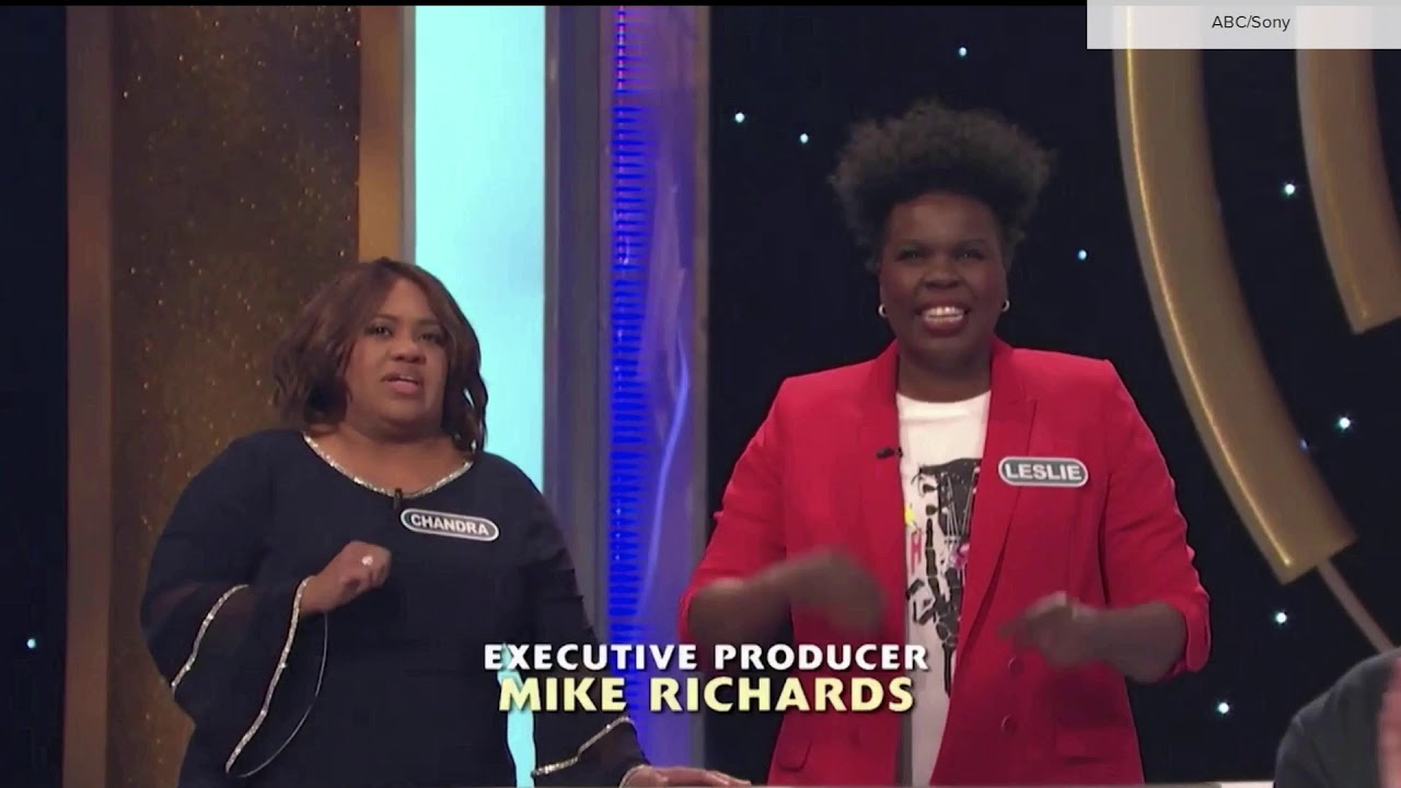 ABC 'Celebrity Wheel of Fortune' end credits with music
