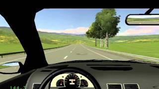Driving Simulator 2009 Gaming On Low End Laptop
