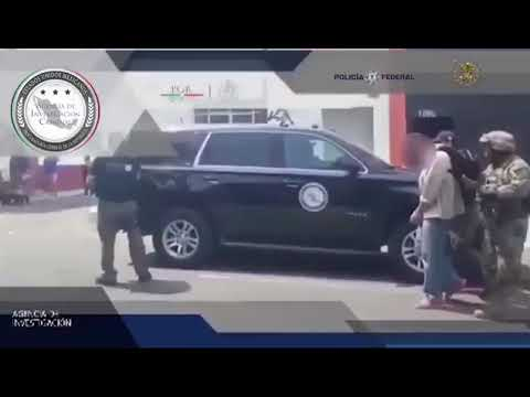 SEMAR y PGR capturan a Juan Pistolas